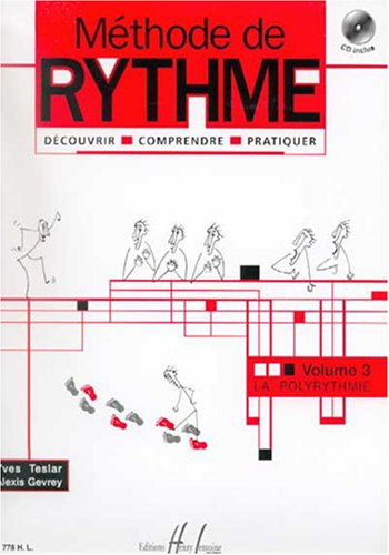 Preisvergleich Produktbild Méthode de rythme Volume 3