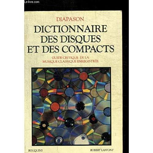 Dictionnaires des disques et des compacts - NE