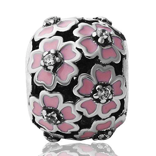 hoobeads-rosa-primula-prato-charms-bead-da-donna-argento-sterling-925