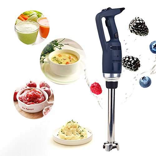 ITOPKITCHEN Commercial Immersion Blender For Meat Thick Vegetable Creams Meat Grinder Food Mixer Kitchen Tool (500)