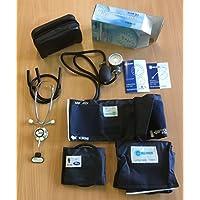 Lyall Willis Tensiómetro aneroide modelo – de bolsillo – la presión arterial Monitor + ...