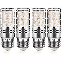 LED Maíz Bombillas LED E27 15W 3000K Luz Blanco Cálido LED Candelabros bombillas Equivalente Incandescente Bombilla