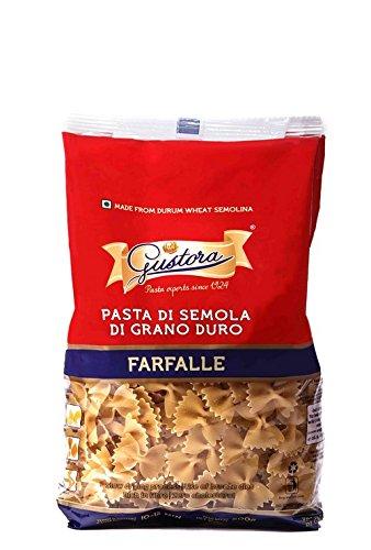 Gustora Farfalle Pasta, 500g