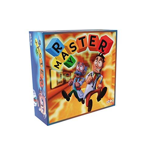 Abba games- Juego de Mesa Ray Master, Multicolor (8437010935169)