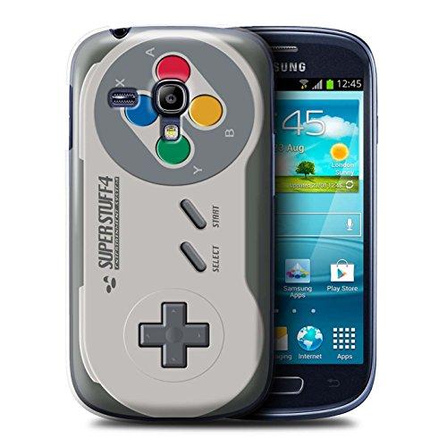 Preisvergleich Produktbild Stuff4 Hülle / Case für Samsung Galaxy S3 Mini / Super Nintendo Muster / Spielkonsolen Kollektion