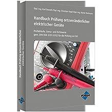 Handbuch Prüfung ortsveränderlicher elektrischer Geräte