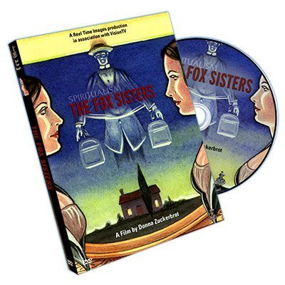 Spiritualism - The Fox Sisters by Donna Zuckerbrot - DVD by Reel Time Images Inc. (Donna Fox)