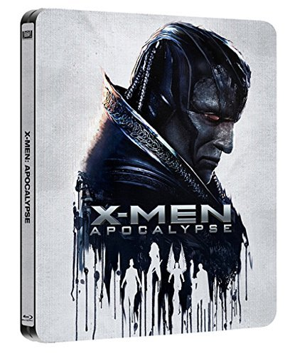 X-Men Apocalypse 2016 Uk Exclusive Limited Edition Bluray Steelbook includes 2D and 3D Region free