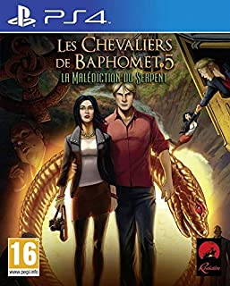 Les Chevaliers de Baphomet : la malediction du serpent (B00XXNDTQS) | Amazon price tracker / tracking, Amazon price history charts, Amazon price watches, Amazon price drop alerts