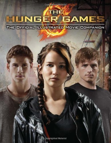 The Hunger Games Official Illustrated Movie Companion (Hunger Games Trilogy) by Scholastic, 1st (first) Edition (2012)
