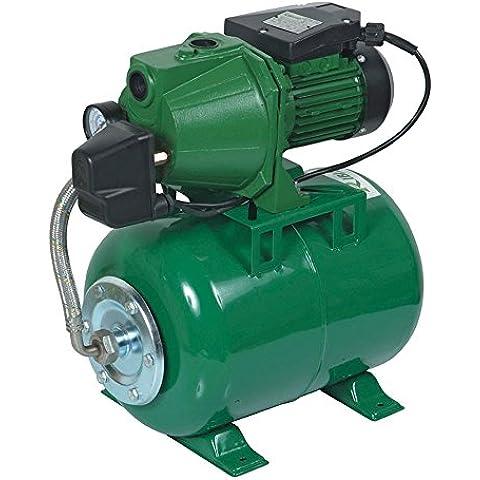 Compressore con pompa autoadescante JET 81 serbatoio 24 L
