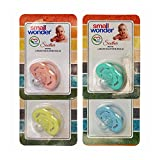 #10: Small Wonder Liquid Silicone Soother (Pack of 4)