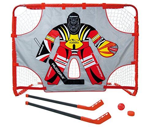 HUDORA Hockey-Set Street mit Torwand - Streethockey - 57852