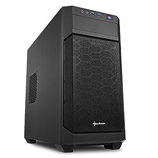 Sharkoon V1000 PC-Gehäuse schwarz
