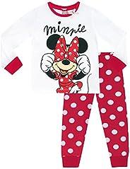 Disney Minnie Mouse - Pijama para niñas - Minnie Mouse