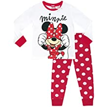 c769e39b41 Disney Minnie Mouse - Pijama para Niñas - Minnie Mouse