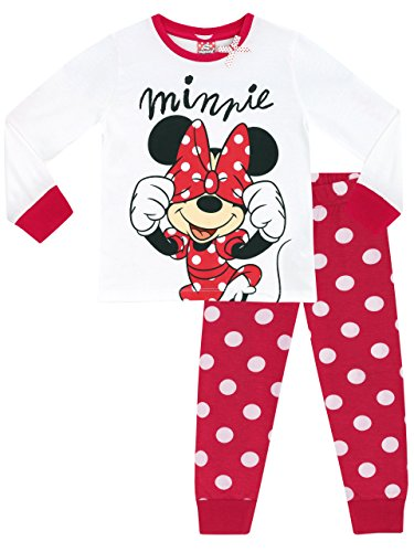 43ac2929a54e6 Disney Minnie Mouse Girls Minnie Mouse Pyjamas Age 2 to 3 Years
