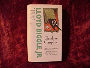 book cover of The Glendower Conspiracy