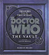 Doctor Who The Vault Treasures from the First 50 Years