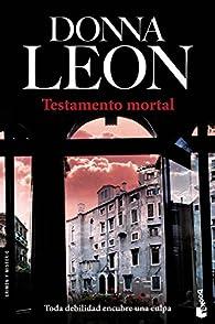 Testamento mortal par Donna Leon