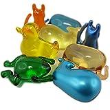 20 Perles de Bain Animaux - Assortiments de senteurs et couleurs...