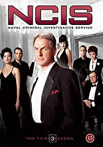 NCIS (Naval Criminal Investigative Service) Season 3 (Region 2) (Import)