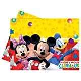 Mickey Mouse Clubhouse Party - Playful Mickey Plastic Tablecover