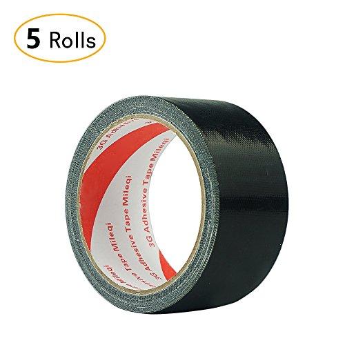 Jia HU Farben Vinyl Tape Ins Markieren Böden Dekoration Tapes für Teppich Edge Elektrische Büro 60mm * 10.9yd Schwarz
