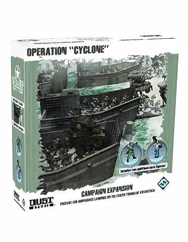 Dust Tactics - Dust Tactics: Operation Cyclone: Campaign