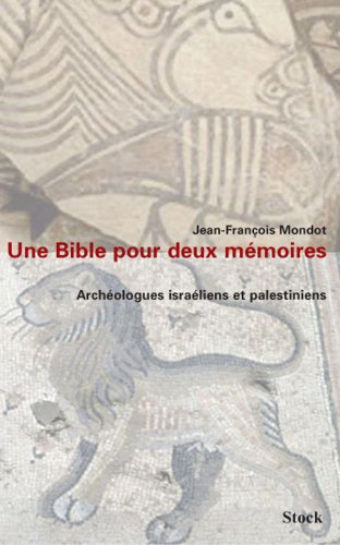 Une Bible pour deux mémoires
