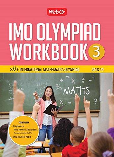 International Mathematics Olympiad Work Book (IMO) - Class 3