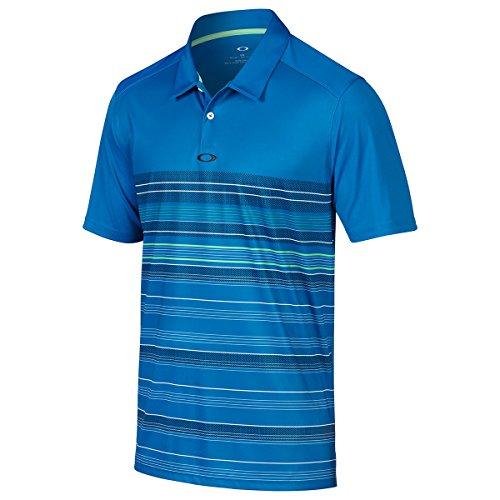 Herren T-Shirt Oakley High Crest Polo (Oakley-golf-polo-shirt)
