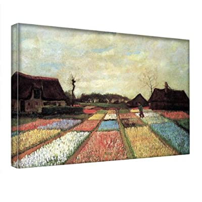 """""""Van Gogh Sammlung 2"""", Kunstdrucke Leinwandbild Bild Malerei Wandbilder. Größe 20'' x 28'' - 51 x 71 cm. Verschiedene Größe und Designs erhältlich. von Trends World - TapetenShop"""