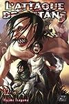 Attaque Des Titans (l') Vol.12