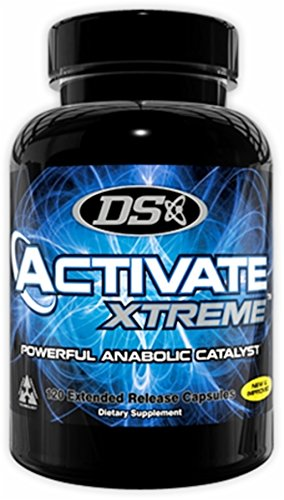 Driven Sports Activate Xtreme V2 (120 Caps)-Absolute Testosterone Enhancement! - Caps Testosteron