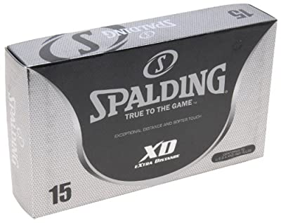Spalding XD15 Bolas de