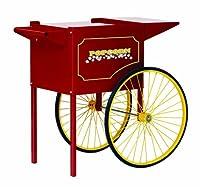 Paragon Standard Pop Cart for Popcorn Machine, Medium/8-Ounce