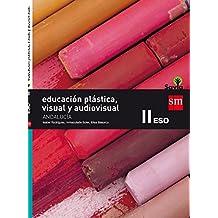 Educación plástica, visual y audiovisual. 3 ESO. Savia. Andalucía - 9788467586244