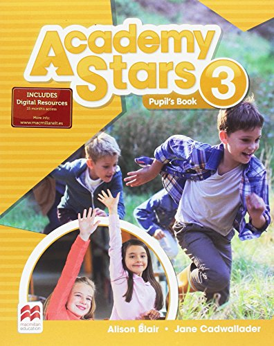Descargar ACADEMY STARS 3 PERFORM BKLT PUPIL´S BOOK  PACK