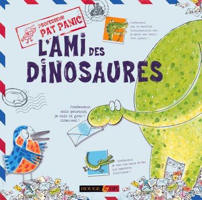 [PDF] Téléchargement gratuit Livres L'ami des dinosaures : Professeur Pat Panic (Ancien prix Editeur: 7.9 Euros )