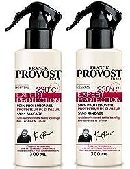 Franck Provost - Expert Protection 230°C Soin Professionnel Sans Rinçage Pour Cheveux Sensibilités - 300 ml - Lot de 2