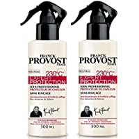 Franck Provost Spray Protector Térmico 230°C - 2 x 300 ml [pack de 2]