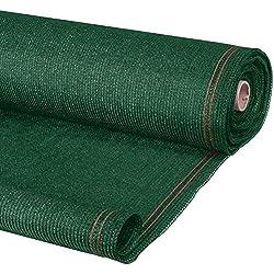 Probache - Brise Vue Haute densité Vert 2 x 10 m 300 GR/m² qualité Pro