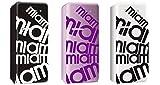Stickers muraux décoratifs Frigo Miam Miam format 60cm X 145cm