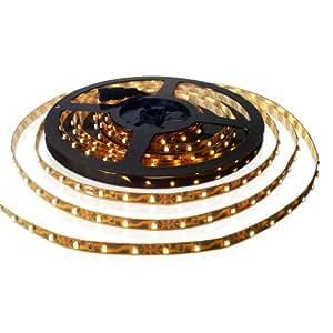 set led strip leiste band warmweiss inkl netzteil 300 leds 5 meter mfyled 5ww. Black Bedroom Furniture Sets. Home Design Ideas