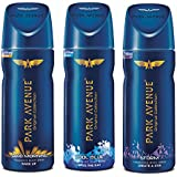 Park Avenue Men's Classic Deo Set 150ml, Buy 2 Get 1 (Good Morning, Cool Blue and Storm)