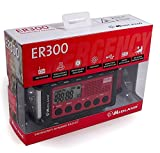 Midland C1173 ER300 Outdoor-Radio (UKW/SOS/Lampe/Solar/PowerBank) rot - 3