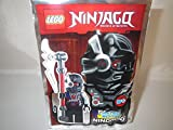 Blue Ocean Lego Ninjago Figur Nindroid mit mächtiger Techno-Sense - Limited Edition - 891730 - Polybag -