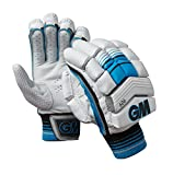 GM Boy 606 Right Hand Batting Gloves, Blue, One Size