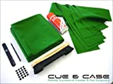 Best Billiard Tables - Hainsworth CLUB RECOVER KIT Bed & Cushion Set Review